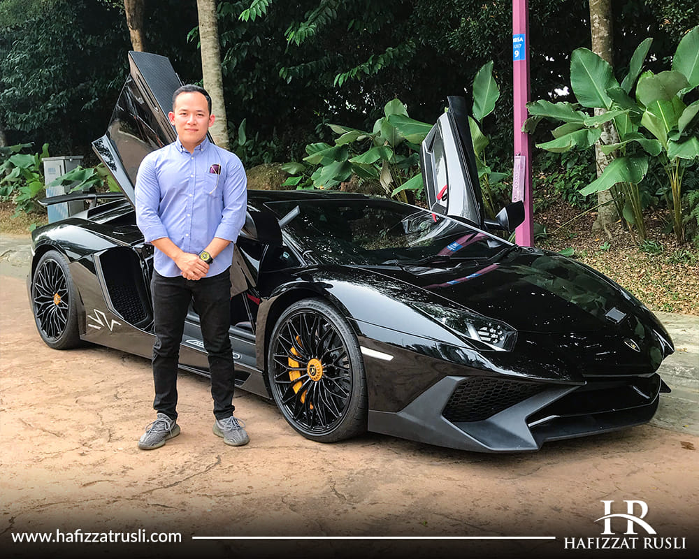 Learn to Trade Forex - Hafizzat Rusli - Powerful Decisions Made Everyday